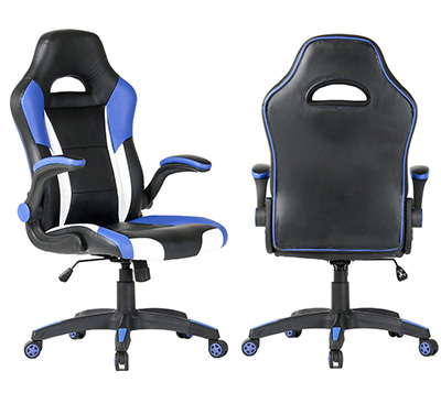 Marvelous Seatzone Racing Car Style Bucket Seat Gaming Chair Review Machost Co Dining Chair Design Ideas Machostcouk