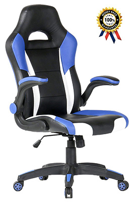 Enjoyable Seatzone Racing Car Style Bucket Seat Gaming Chair Review Machost Co Dining Chair Design Ideas Machostcouk