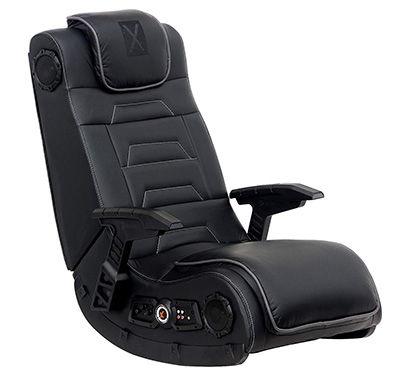 X Rocker 51259 Pro H3 4.1 Audio Gaming Chair Wireless Review