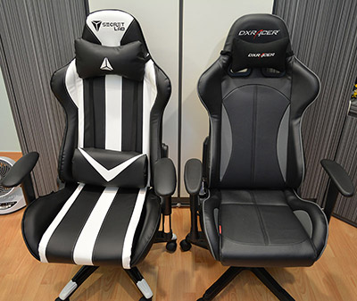 Outstanding Dxracer Vs Secretlab Gaming Chair Comparison Which One Is Gmtry Best Dining Table And Chair Ideas Images Gmtryco