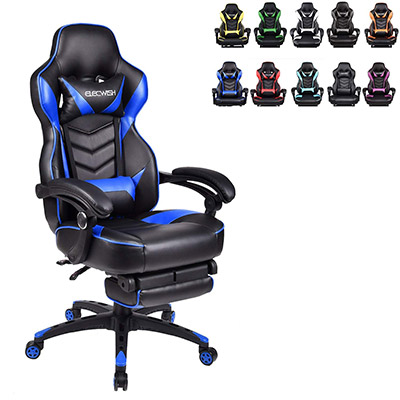 Peachy Elecwish Ergonomic Computer Gaming Chair Review Caraccident5 Cool Chair Designs And Ideas Caraccident5Info
